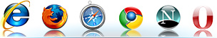 Cross browser compatible website bouw
